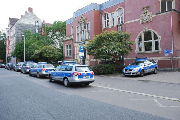 POL-H: Die Polizeiinspektion (PI) West zieht um