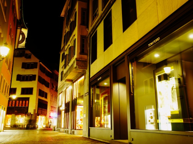 Location Group Research: Christian Louboutin, Mulberry and Pomellato are opening in Zurich