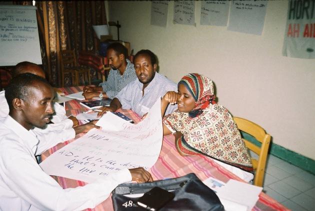 Embargo: Aide Suisse contre le Sida: Un pont entre la Suisse et l'Afrique