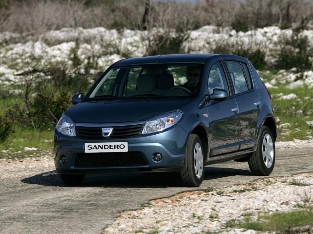 Sandero: la berline compacte et habitable à prix Dacia