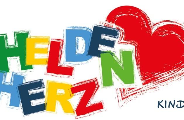 Stiftung Mittagskinder: Internationaler Kindertag: HELDENHERZ-Preis für Kinderschutz in Hamburg