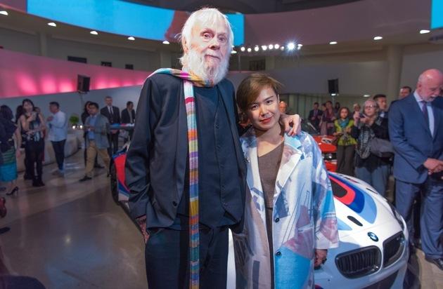 BMW Group: Cao Fei und John Baldessari gestalten BMW Art Cars