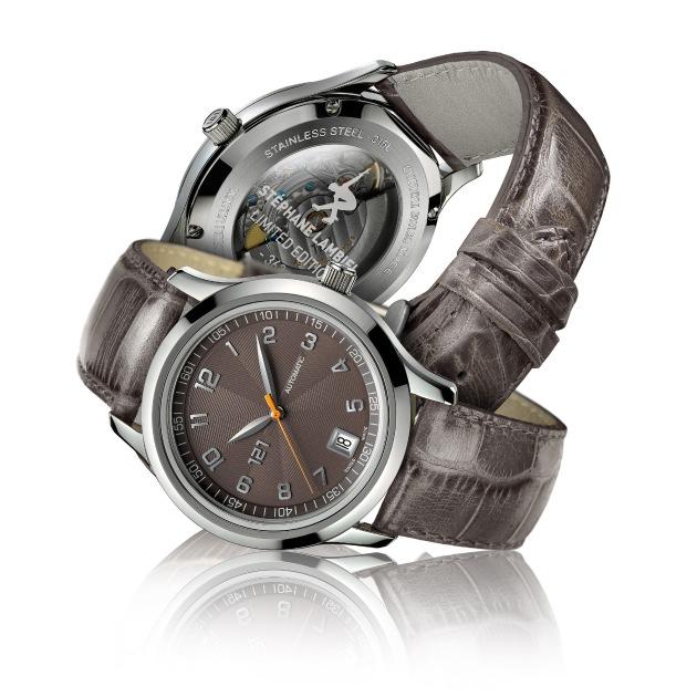Weltpremiere: Die automatische Uhr als selber designtes Unikat