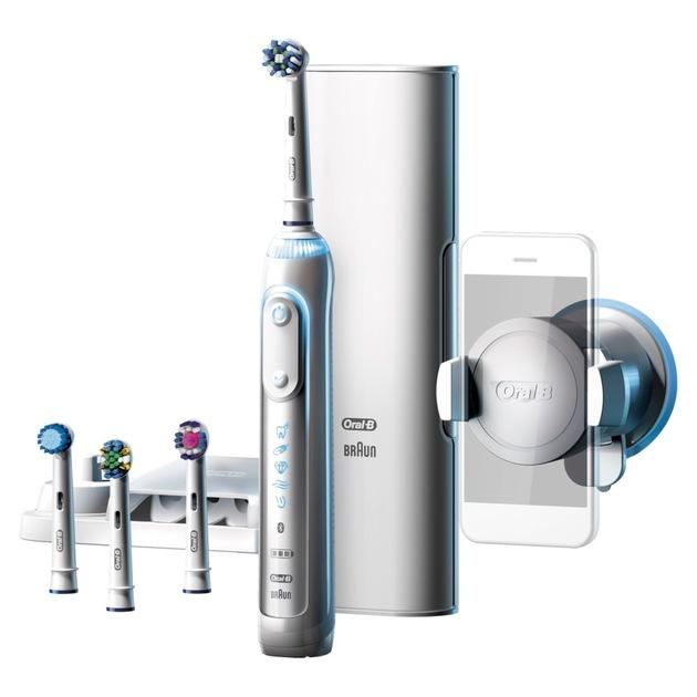 dmexco 2016: Oral-B stellt mit GENIUS weltweit erstes Zahnputzsystem mit Positionserkennung vor