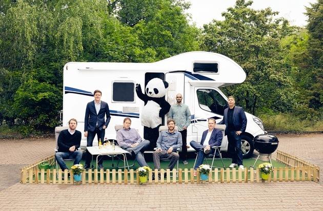 BILD: 10 Millionen EUR in Series-B: Michelin steigt bei Camper-Plattform Campanda ein (FOTO)