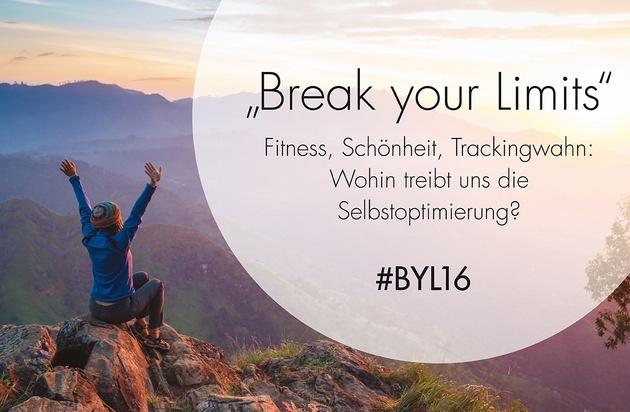 """news aktuell GmbH: Fitness, Schönheit, Trackingwahn: news aktuell startet neue Veranstaltungsreihe """"Break your Limits"""""""