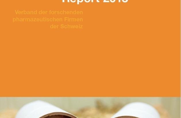 Interpharma: Dritter Jahresbericht zur Tierschutzcharta der Pharmaindustrie (BILD/ANHANG)