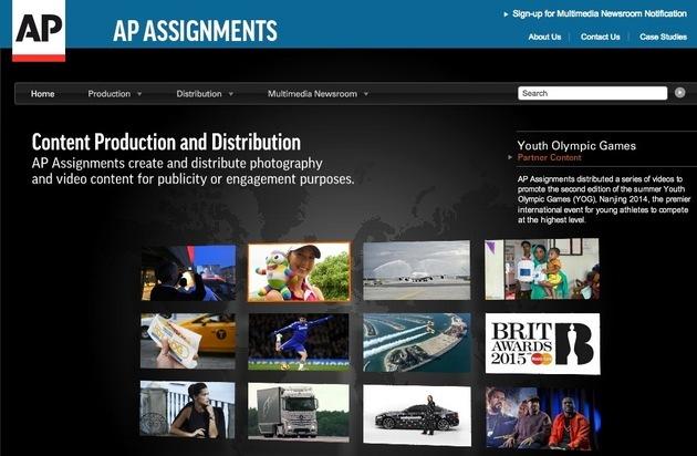 news aktuell GmbH: Bilder und Videos rund um den Globus verbreiten: news aktuell kooperiert mit Nachrichtenagentur AP