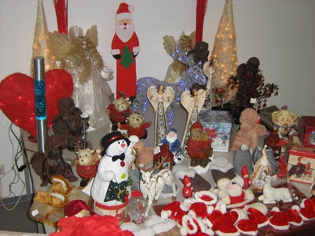 PPSH-ERB: Erbach/Odenwaldkreis - Diebesgut am Weihnachtsmarkt