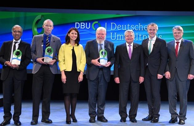 """Deutsche Bundesstiftung Umwelt (DBU): Gauck fordert von UN, für den Klimaschutz """"endlich das Erforderliche in die Wege zu leiten"""""""