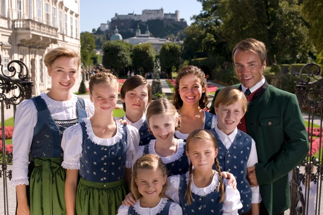 "Salzburg forciert ""Sound of Music"" - BILD"