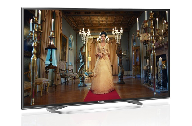 BILD: Hollywood im Wohnzimmer mit 4K Pro HDR / Der Panasonic EXW754 begeistert mit neuem HCX2-Prozessor, Hollywood-Tuning, Cinema Display, erweitertem Farbraum und attraktivem Design (FOTO)