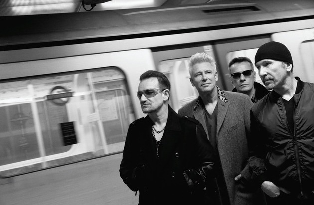"Universal International Division: U2 veröffentlichen neue Single ""Song For Someone"" und Kurzfilm-Videoclip mit Woody Harrelson"