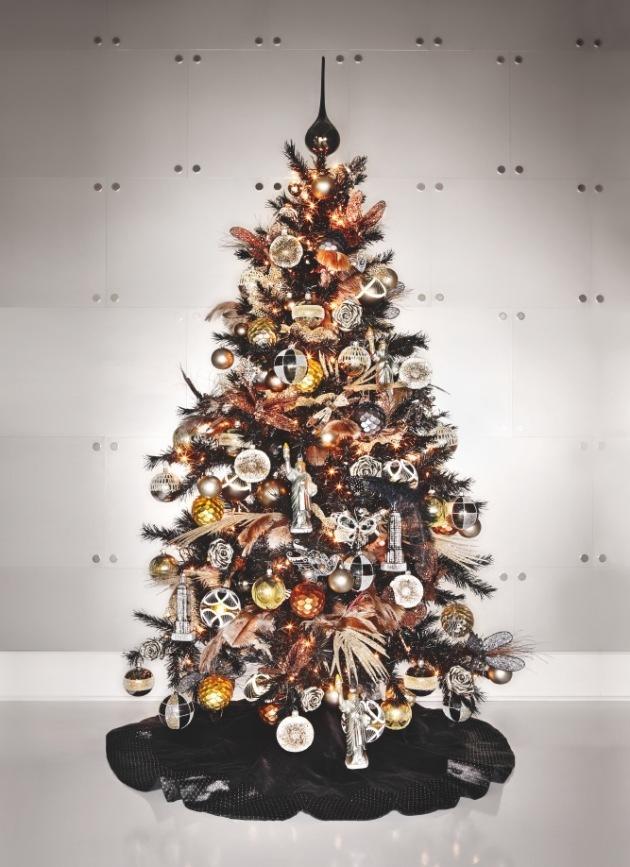 Dossier de presse pour le magazine Globus: AMERICAN CHRISTMAS  NOVEMBRE / DÉCEMBRE 2010