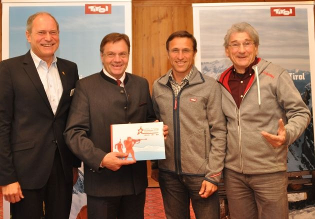 Tirol startet optimistisch in den Bergwinter 2012/2013