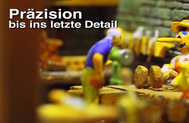 """Little Italy"" in Hamburg: Miniatur Wunderland eröffnet Italien im Miniformat"