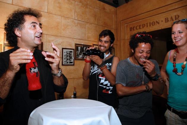 Expedition 206: Coca-Cola Happiness-Ambassadors vom 11. bis 13. Juli in der Schweiz und in Liechtenstein
