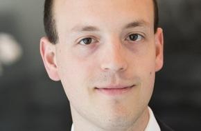 Sanitas Krankenversicherung: Lukas Vogt neu in der Sanitas Geschäftsleitung