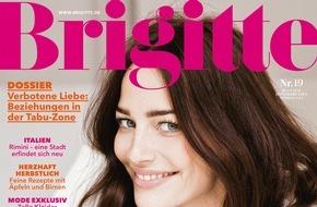 Gruner+Jahr, BRIGITTE: Carolin Kebekus: Symbolfigur für die weibliche Humorkompetenz