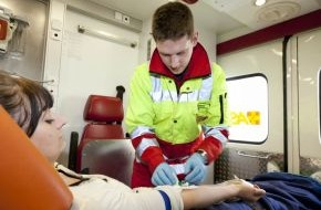 ASB-Bundesverband: Erste Notfallsanitäter des ASB im Einsatz