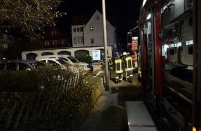 Kreisfeuerwehrverband Calw e.V.: FW-CW: Austritt von Kohlenmonoxid in Hirsauer Hotel
