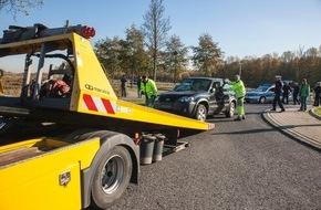 Polizeipressestelle Rhein-Erft-Kreis: POL-REK: Schwerverletzter Motorradfahrer - Hürth