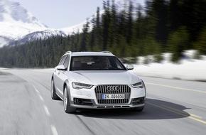 Audi AG: Audi setzt Absatzwachstum im Oktober fort