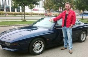 "RTL II: ""GRIP - Das Motormagazin"": Det sucht Power-Coupés"
