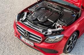 Mercedes-Benz Schweiz AG: Mercedes-Benz investiert rund 3 Milliarden Euro in Motoren-Offensive