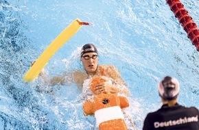 DLRG - Deutsche Lebens-Rettungs-Gesellschaft: 24. Internationaler Deutschlandpokal: Wettstreit der weltbesten Rettungsschwimmer in Warendorf