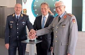 BWI Informationstechnik GmbH: Bundeswehr und BWI zünden Datenturbo / 100 GBit/s-WAN-Strecke in Betrieb genommen