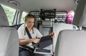 HUK-Coburg: Auch Packen will gelernt sein / Wer sein Auto belädt, sollte im Vorfeld einiges bedenken