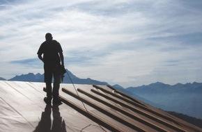 Serge Ferrari AG: Stamisol DW - Sicherheit am Dach mit umfassender 10-Jahresgarantie