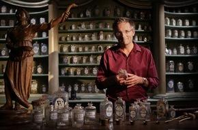 ZDFneo: Gift oder Medizin? ZDFneo zeigt BBC-Dokumentation über die Geschichte der Schmerz- und Krankheitsbekämpfung