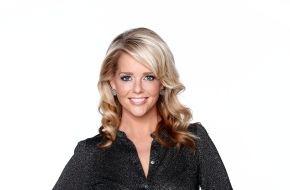 SAT.1: Hollands beliebtester TV-Star Chantal Janzen wird ab 2015 neue SAT.1-Moderatorin