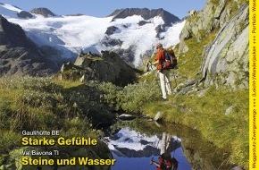 Wandermagazin SCHWEIZ: Wandermagazin SCHWEIZ im Mai_2012: Meiringen-Haslital: Gipfel, Hütten, Säumerwege