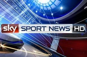 Sky Deutschland: Sky Sport News HD knackt Rekordmarke bei den Zuschauerzahlen im Oktober