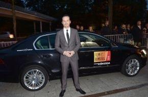 Skoda Auto Deutschland GmbH: Stars kommen im SKODA zum Filmfest Hamburg