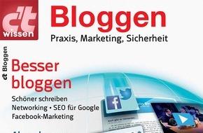 c't: c't wissen: Sonderheft zum Thema Bloggen / Mit den richtigen Plug-ins WordPress ausreizen