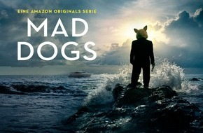 Amazon.de: Freundschaft auf der ultimativen Probe: Neue Amazon Originals Serie Mad Dogs startet am 22. Januar bei Amazon Prime