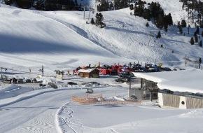 Tourismusbüro Kühtai: 25.02. - 01.03.2013: SIGB Ski Test lockte namhafte internationale Medien ins Kühtai