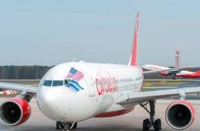 Air Berlin PLC: 1 Jahr Berlin-Chicago nonstop: airberlin feiert Streckenjubiläum