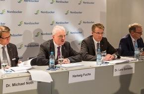 Nordzucker AG: Bilanz 2015/16: Geschäftsergebnis von Nordzucker besser als erwartet