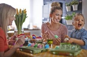 E.ON Energie Deutschland GmbH: Osterzeit ist Energiesparzeit - Die besten Tipps zum Osterfest