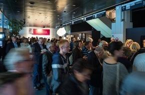 Basler Feinmesse / MCH Group: Basler Weinmesse und Basler Feinmesse 2014: Am Genuss-Mekka wurde viel degustiert und gekauft