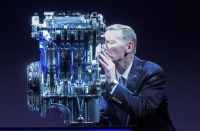 """Ford-Werke GmbH: 1,0-Liter-EcoBoost-Motor von Ford ist zum dritten Mal in Folge """"International Engine of the Year"""""""