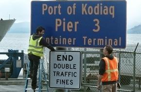 Skoda Auto Deutschland GmbH: Stadt auf Insel vor Alaska umbenannt: Aus Kodiak wurde für einen Tag ,Kodiaq'