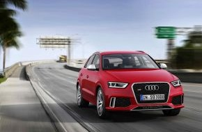 Audi AG: Audi: mehr als 1,57 Mio. Auslieferungen in 2013