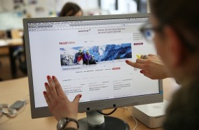 news aktuell (Schweiz) AG: Das neue Presseportal ist online