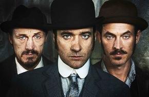 """ZDFneo: ZDFneo zeigt zweite Staffel """"Ripper Street"""" als Free-TV-Premiere"""
